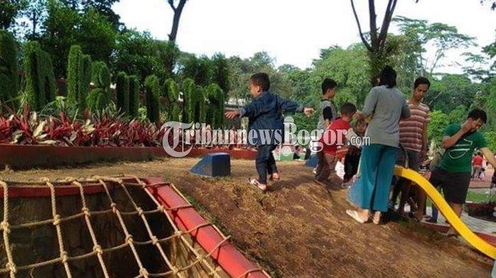 Taman Kaulinan Bogor, Orangtua Bisa Ajak Anaknya Bermain Sambil Belajar