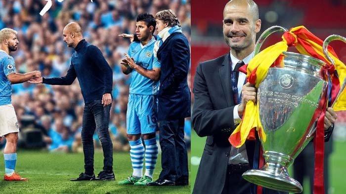 Final Liga Champions : Lawan Chelsea, Ambisi Pep Cetak Sejarah Manchester City Rebut Trofi Perdana