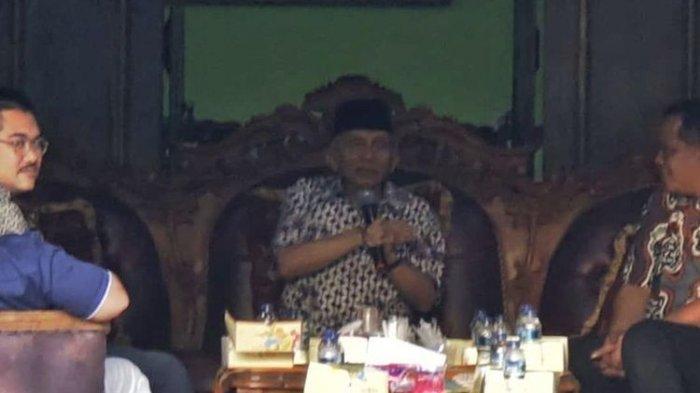 Amien Rais Tak Tahu Prabowo Bertemu Jokowi, Mengaku Dapat Amplop Agak Tebal