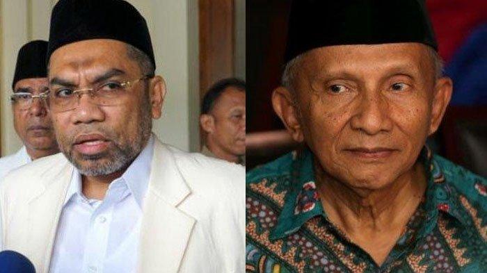 Soal Isu Presiden 3 Periode, Ali Ngabalin Tantang Amien Rais: Kenapa Pas Ketemu Jokowi Gak Ngomong?