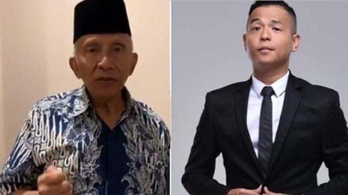Amien Rais Sebut Prabowo Unggul Telak di Jawa Timur, Ernest Prakasa Minta 'Mbah' Minum Obat