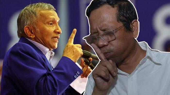 Mahfud MD : Kami Di BPIP Tak Pernah Terima Uang Nyasar Dari Koruptor, Pak Amien kan Pernah