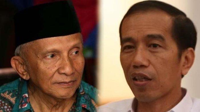 Amien Rais Lawan Revolusi Mental Jokowi dengan Revolusi Moral, Pengamat: Tanpa Politik Bermoral?