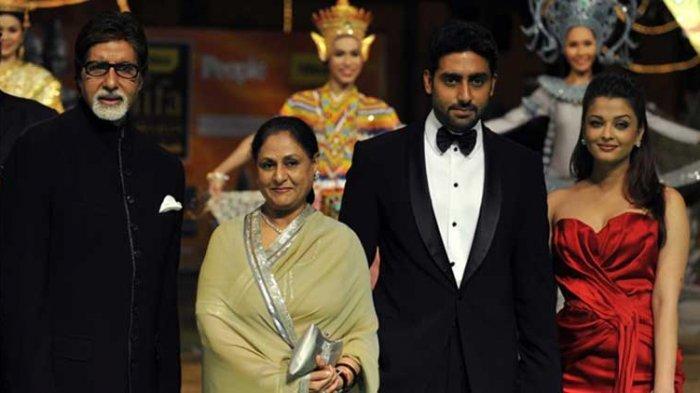 14 Tahun Nikah Tinggal Bareng Mertua Amitabh Bachchan, Aishwarya Disindir Oprah: Sulit Cerai Gak Tuh