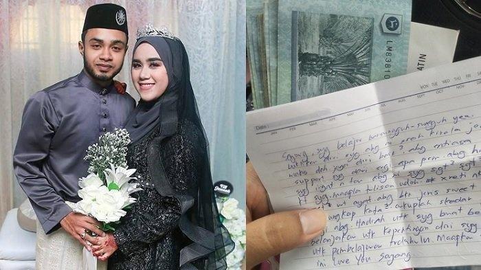 Curhat Wanita Temukan Amplop Berisi Segepok Uang dan Surat, Nangis Saat Tahu Rahasia Suami