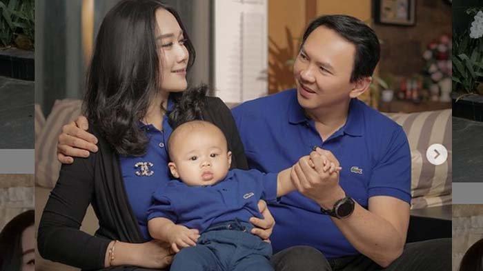 Anak Ahok dan Puput ulang tahun, BTP malah kasih kado ke para artis, seperti Nagita dan Paula