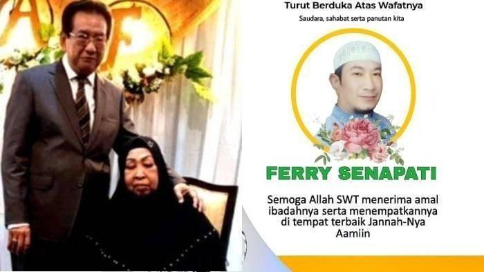 Curhat Pilu Cucu Anwar Fuady, Punya Firasat Akan Ditinggal Ferry Senapati : Aku Sedih Gak Bisa Meluk