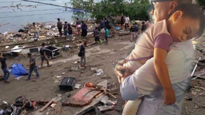 832 Korban Tewas Dimakamkan Massal Hingga Kisah Balita Terpisah dari Ibunya Saat Tsunami di Palu