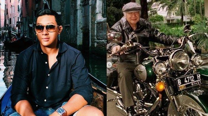 Anak Tommy Pinjam Harley Davidson Koleksi Soeharto, Angka Plat Nomornya Ungkap Fakta Lain