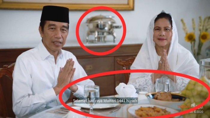 Roy Suryo Soroti Panci di Belakang Jokowi Saat Lebaran, Gus Nadir Beri Tanggapan Pedas : Gak Ngefek