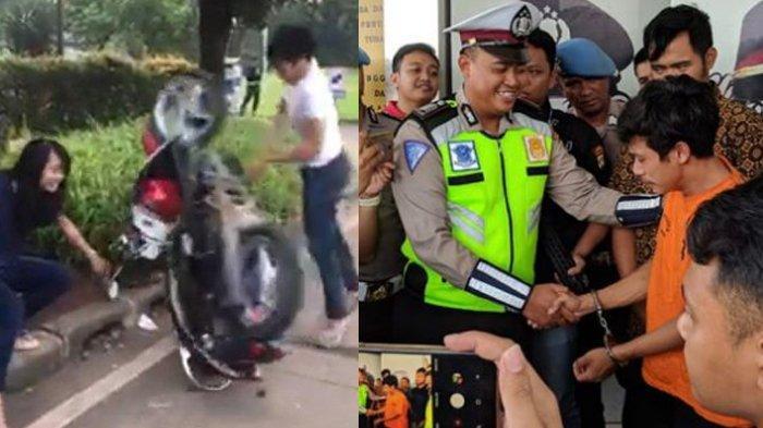 Adi Saputra Jadi Tulang Punggung Keluarga, Sang Ibu Pingsan Lihat Video Anaknya Ngamuk Rusak Motor