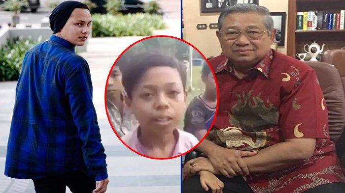 Video Anak yang Kesulitan Sebut Kepanjangan Nama SBY Ini Bikin Andhika Pratama Ngakak, Kebangetan