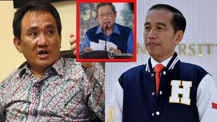 Andi Arief Tuding Jokowi Klaim Hasil Pembangunan Era SBY: Mafia Nomor 1 Dunia Saja Tak Berpikir Itu