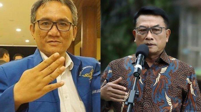 Pemerintah Tolak Kepengurusan Demokrat Kubu Moeldoko, Andi Arief : Secercah Cahaya Muncul