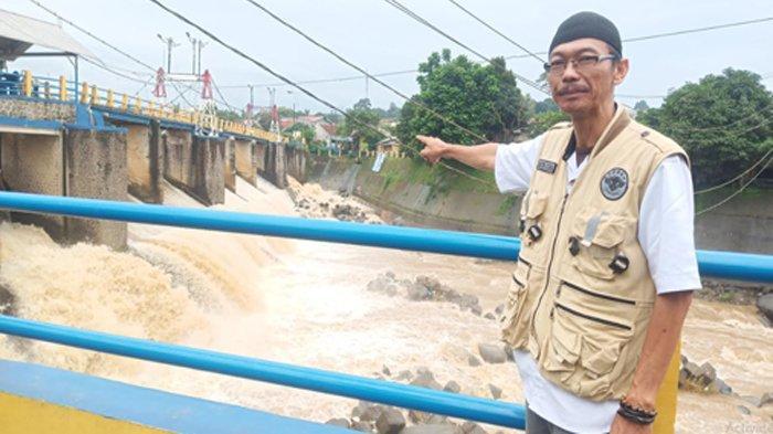 Kisah Penjaga Bendung Katulampa Bogor - 33 Tahun Mengabdi, Sering Tak Pulang saat Air Ciliwung Naik
