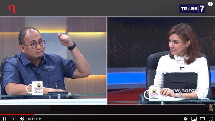 Video Najwa Shihab Cecar Jubir BPN Tanya Sudah Percaya MK atau Belum : Tidak Mau Jawab Nih