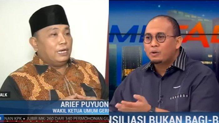 Arief Poyuono Tak Tanggapi Panggilan Majelis Kehormatan, Andre Rosiade : Saya Usulkan Dipecat