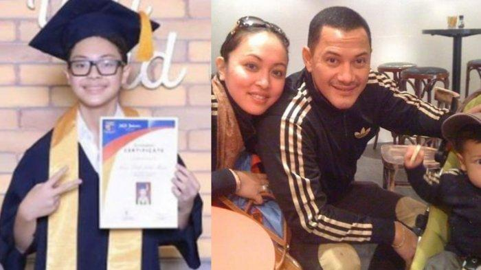 Angelina Sondakh Bebas Tahun Depan, Keanu Foto Bertiga Bareng Adjie Massaid, Tulis Permintaan Ini