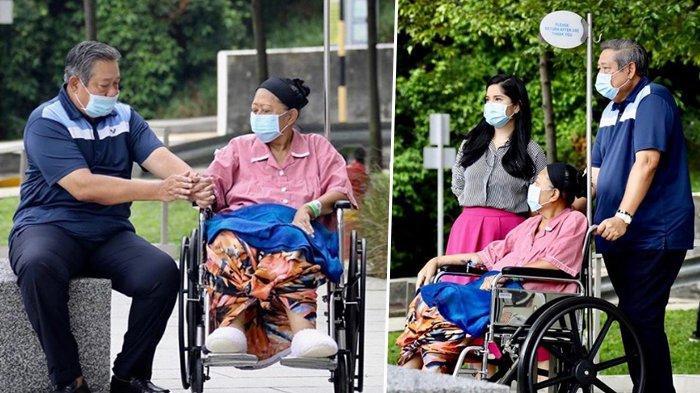 Ani Yudhoyono Masuk ICU, Annisa Pohan Minta Doa : Mohon Baca Laa Ilaha Illallah Berulang-Ulang