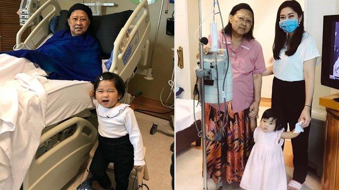 Aliya Rajasa Sebut Kondisi Ani Yudhoyono Saat Ini Sedang Drop, Sikap Cucunya Bikin Memo Takjub