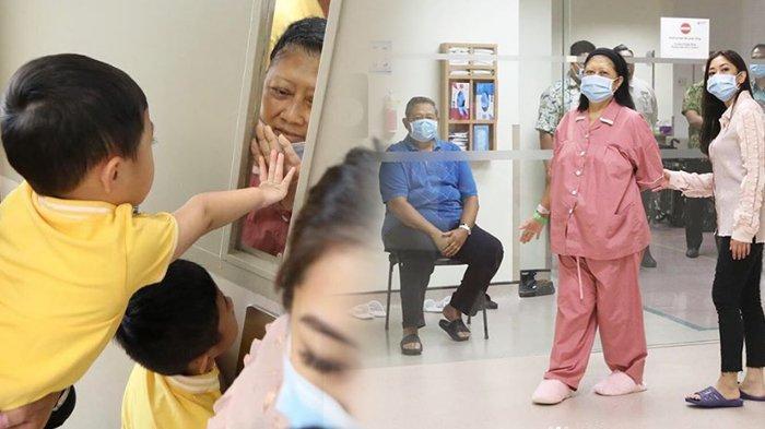Bagikan Momen SBY Dihibur Sang Cucu, Aliya Rajasa Kenang Ucapan Mendiang Ani Yudhoyono