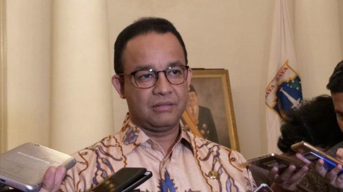Sejak Senin, Anies Baswedan Perbolehkan Warga Jakarta Nongkrong Bertiga Hingga Pukul 20.00