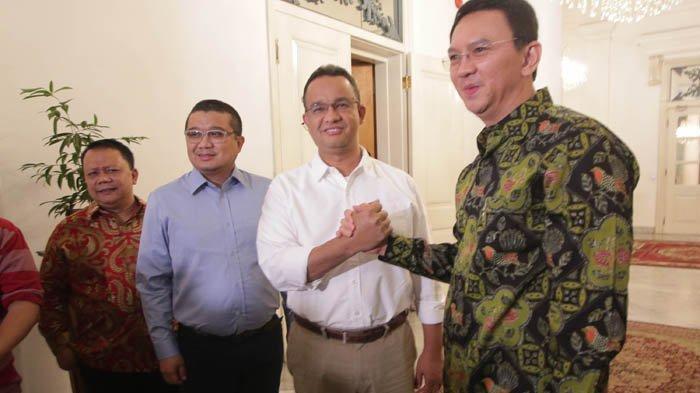 Polemik Lem Aibon Anies Sindir e-Budgeting Tidak Smart, Ahok Sewot Sebut Gubernur DKI Terlalu Pintar