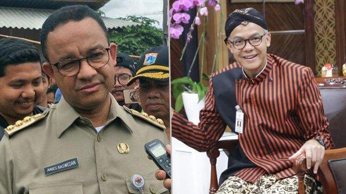 Ganjar Tawarkan Bantuan Banjir Jakarta Tapi Belum Ditanggapi Anies, Yunarto Wijaya Tepuk Tangan