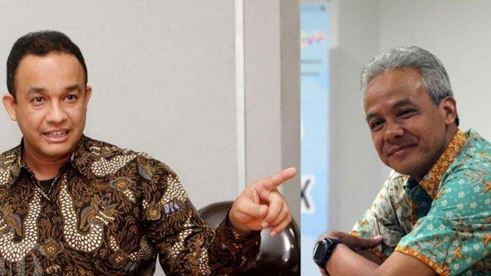 Ganjar Pranowo Diisukan Akan Tarung dengan Anies Baswedan di Pilpres 2024, Ini Kata Gubernur Jateng