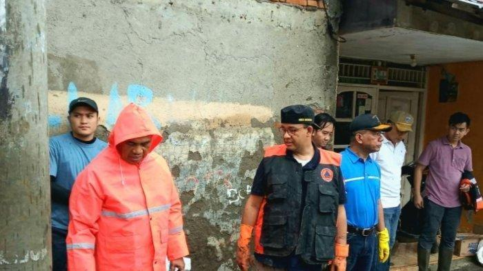 Gubernur Anies Baswedan Bilang 85 Persen Kota Jakarta Aman Pasca Banjir