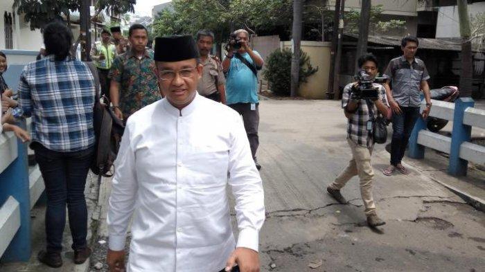 Anies Baswedan Tak Izinkan Salat Idul fitri Berjamaah di DKI Jakarta, MUI: Jakarta Masih Belum Aman