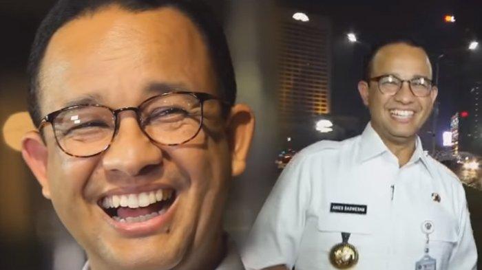 Anies Baswedan Ucapkan Terima Kasih ke Ahok soal Solusi Tangani Banjir Jakarta