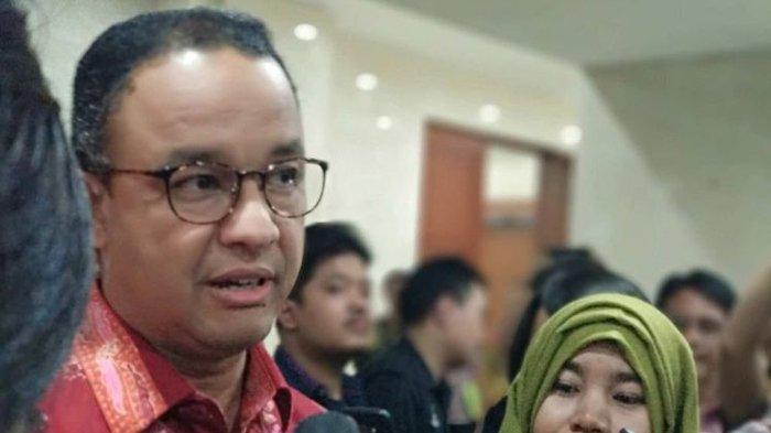 Anies Baswedan Saksikan Kakeknya Diberi Gelar Pahlawan oleh Jokowi