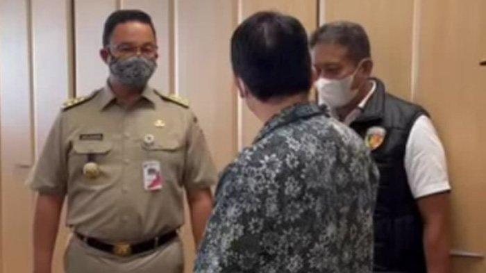4 Tindakan Tegas Anies, Pajang Foto Bos Perusahaan yang Langgar PPMK Darurat, Pecat 8 Pegawai Dishub