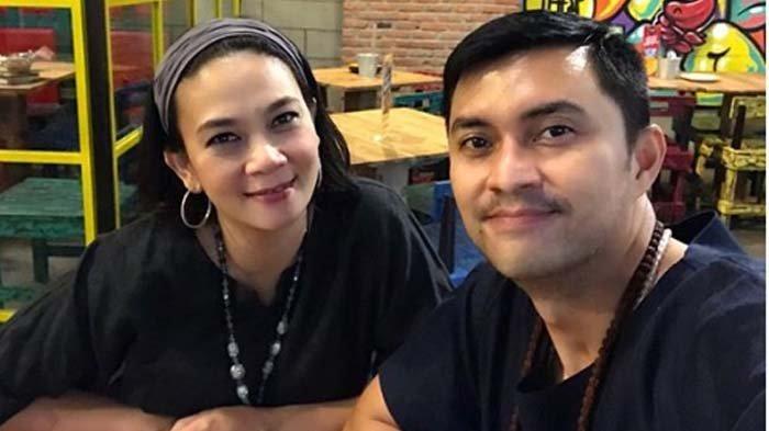 Anjasmara Diberi Kejutan Ulang Tahun, Lihat Keseruannya Bareng Sang Istri, Dian Nitami