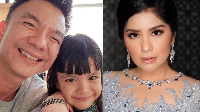 Annisa Pohan Jenguk Anak Denada, Jerry Aurum Kabarkan Berita Bahagia Shakira Akan Kembali Sekolah
