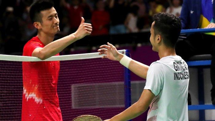 Kalah dari Chen Long, Anthony Ginting Siap Rebut Perunggu di Olimpiade, Pacar Kasih Dukungan: My Luv