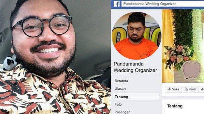 MC Ceritakan Kebobrokan WO Pandamanda di Resepsi Isnaini, Pembawa Acara Hela Napas : Saya Terkejut