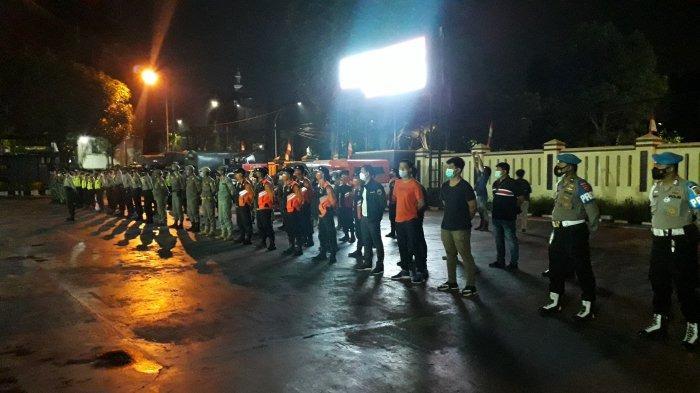 Persiapan Patroli PPKM Level 4, Satgas Covid-19 Kabupaten Bogor Gelar Apel Gabungan
