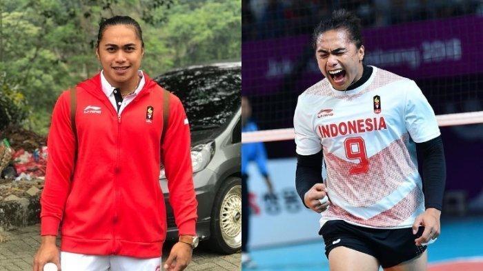 Profil Aprilia Manganang Atlet Voli Wanita yang Ternyata Laki-laki, Cerita Pernah Pakai Gaun