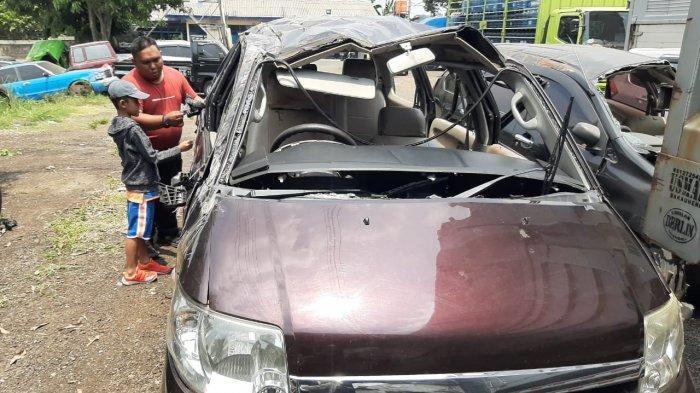 Dua Korban Luka Kecelakaan Tol Jagorawi Sudah Dipulangkan dari RS EMC Sentul
