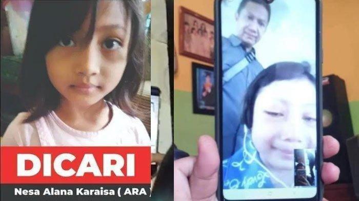 Ara Bocah Surabaya yang Hilang Sudah Ditemukan, Ternyata Dibawa Saudaranya
