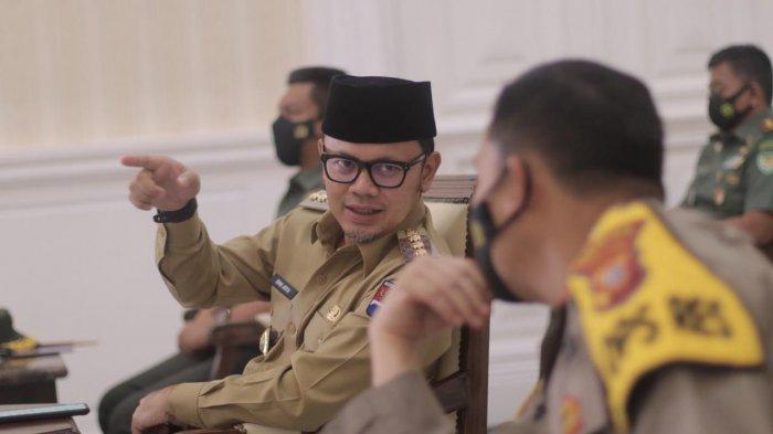 Rakor Virtual, Presiden Jokowi Ingatkan Pemda Antisipasi Lonjakan Covid-19 Pasca Libur Lebaran