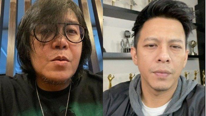 Ari Lasso Bingung Ladeni Tantangan Potong Rambut, Ariel NOAH Pilihkan Gaya Rambut Ini: Kompor Bagus!