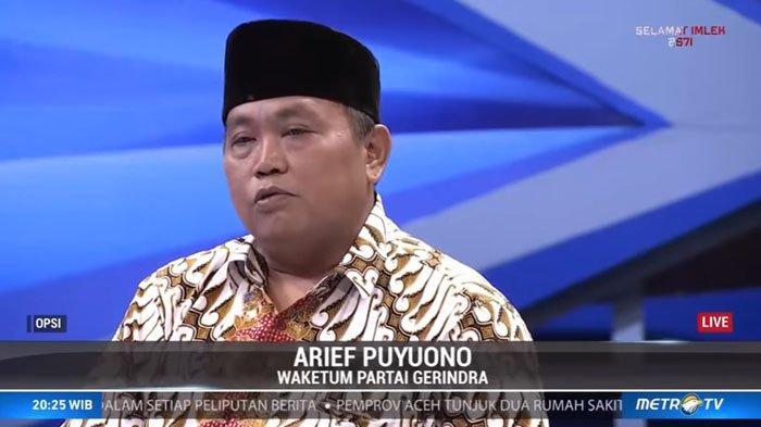 Ngotot Minta Agar Jokowi Bersedia Jadi Presiden 3 Periode, Arief Puyuono: Harusnya Semua Dukung