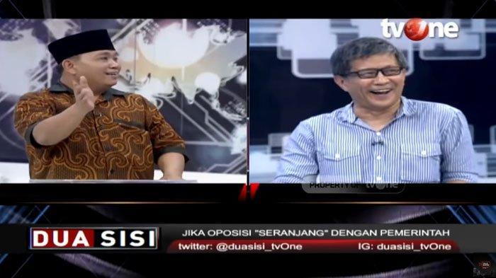 Rocky Gerung Sebut Prabowo Duri Dalam Daging bagi Nasdem, Jawaban Arief Puyuono Bikin Irma Ajak Tos