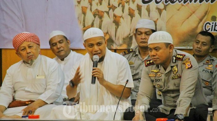 Ustaz Arifin Ilham Akan Dimakamkan di Gunungsindur Bogor