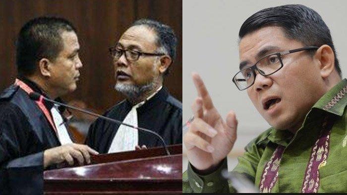 Kuasa Hukum Jokowi-Maruf Kritik Permohonan Gugatan Tim 02 di MK, Pembawa Acara Kaget : Cukup Tajam