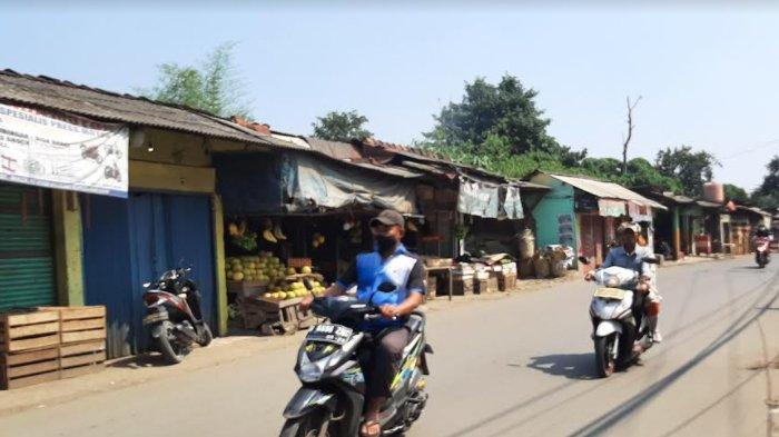 Info Lalin - Jalan Raya Pabuaran Arah Depok dan Bojonggede Lancar
