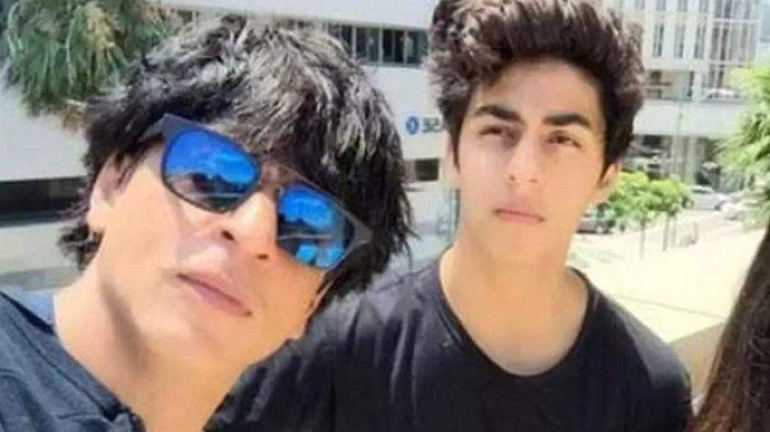 Aryan Khan Cuma Makan Biskuit di Penjara, Shah Rukh Khan Sedih, Rela Tak Makan dan Tidur Demi Anak